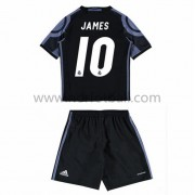 Billige Fotballdrakter Real Madrid 2016-17 James 10 Barn Tredje Draktsett Kortermet..