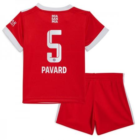 Billige Fotballdrakter Bayern München Barn 2018-19 James Rodriguez 11 Hjemme Draktsett Fotball Kortermet