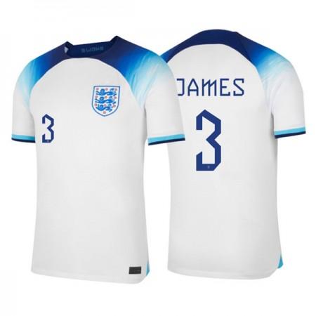 England 2018 Landslagsdrakt Kortermet Hjemme Fotballdrakter