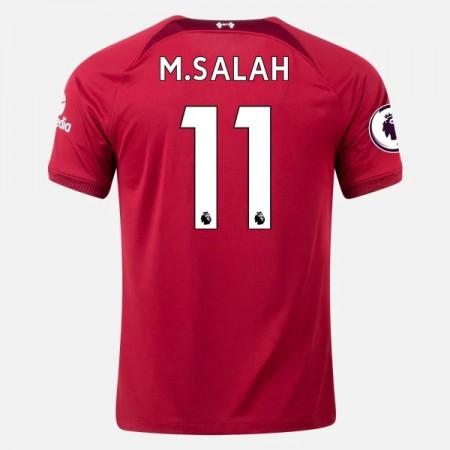 Billige Fotballdrakter Liverpool 2018-19 Mohamed Salah 11 Hjemmedrakt Kortermet