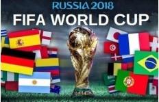 VM 2018 Drakter