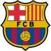 Barcelona drakt dame